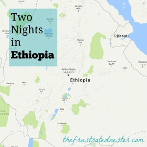 Two Nights in Ethiopia
