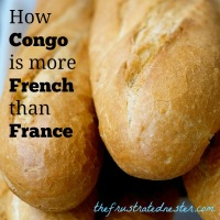 How Congo is More French than France (and one way it's a bit like the Big Apple)