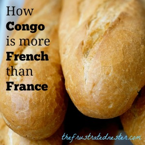 How Congo is More French Than France