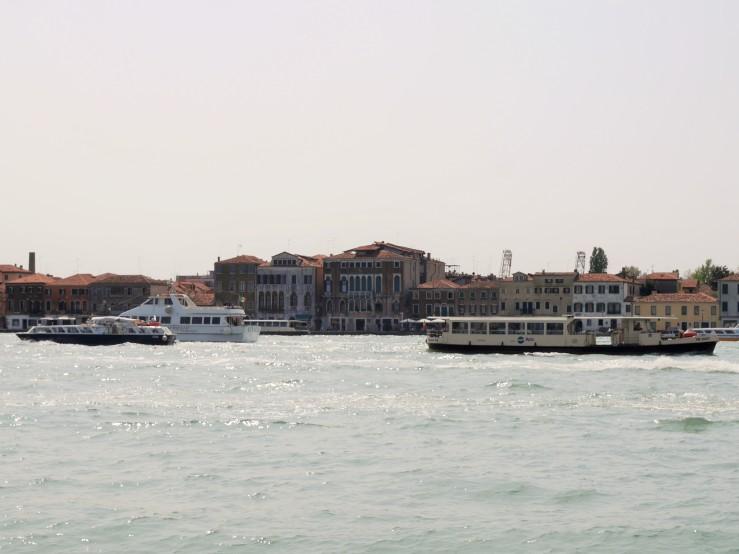 Giudecca from Zattere