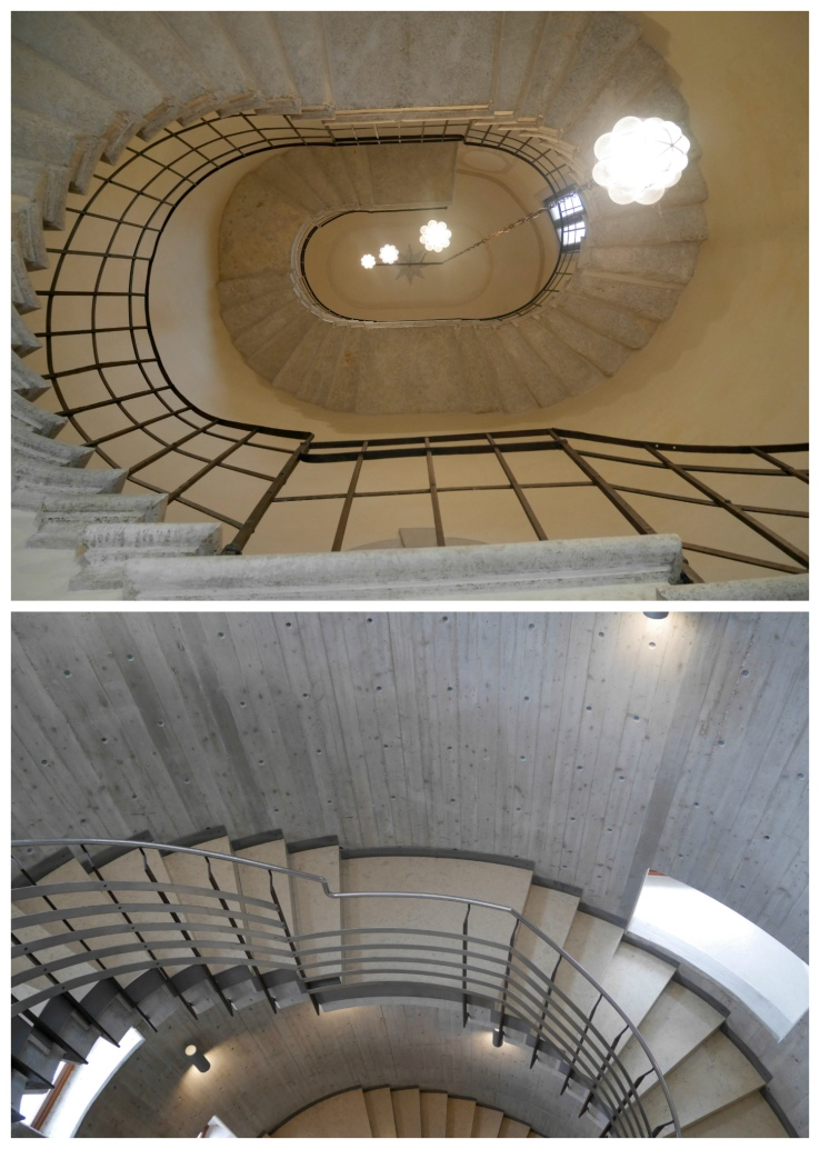 Orione staircases