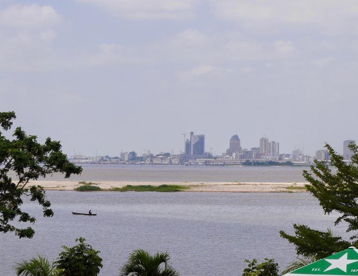 Across Congo to Kinshasa