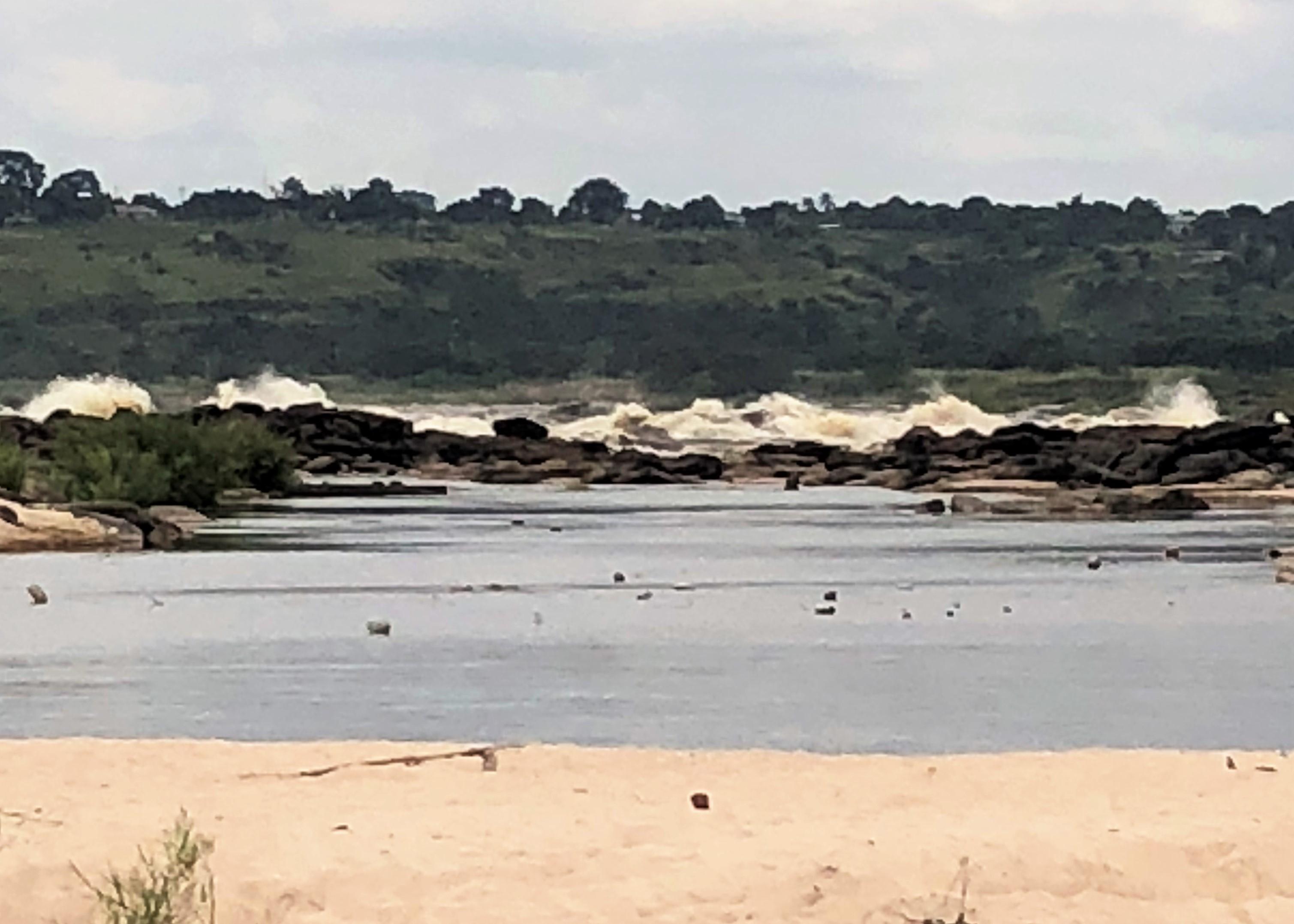 Congo rapids