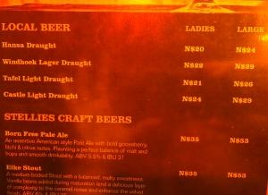 Ladies' beer