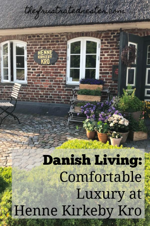 Comfortable Luxury at Henne Kirkeby Kro