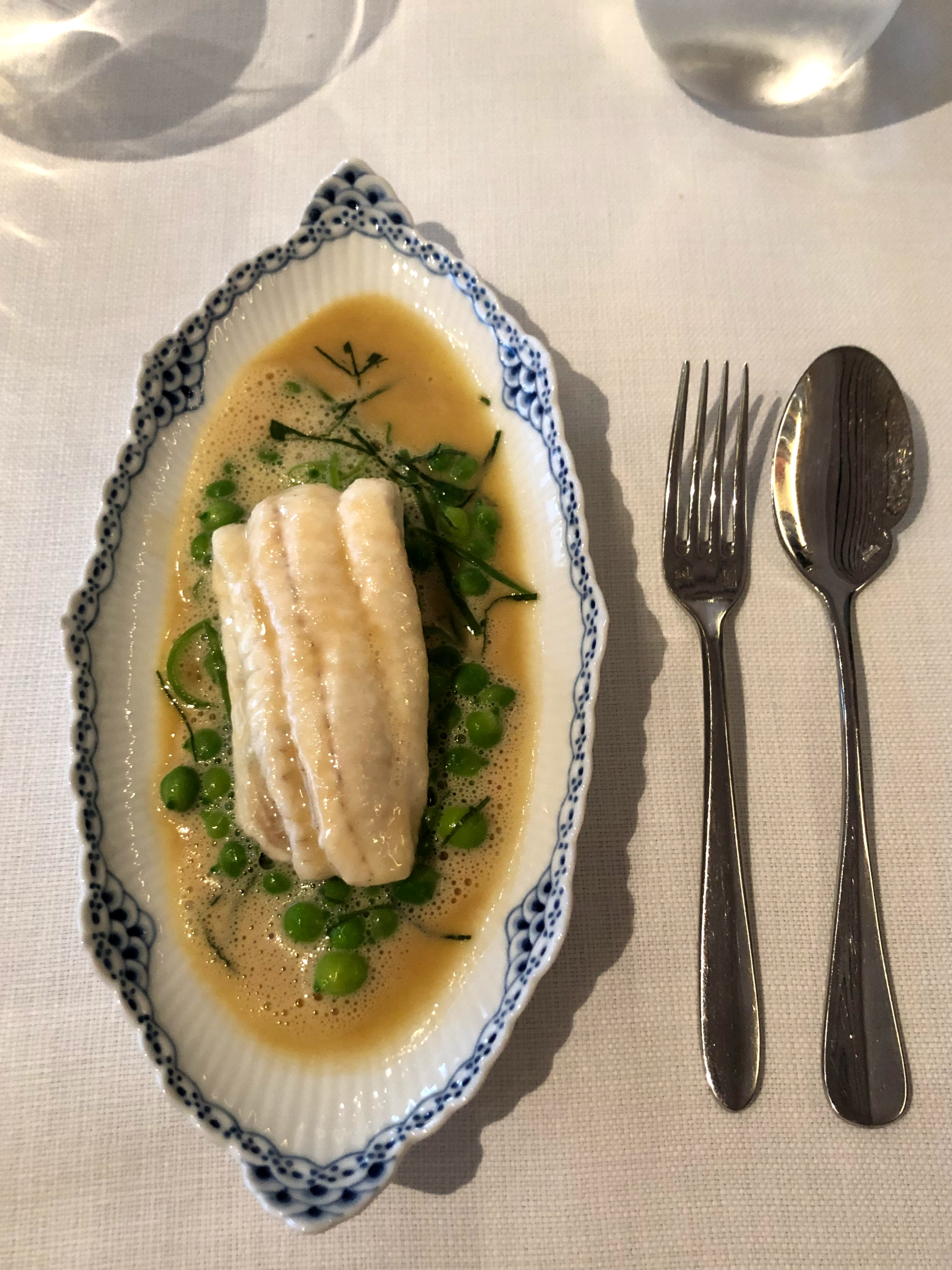 Henne Dover Sole