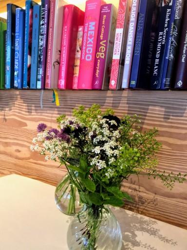 Stylish Henne bookshelf