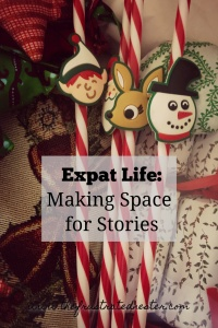 Making Space for Stories Pin