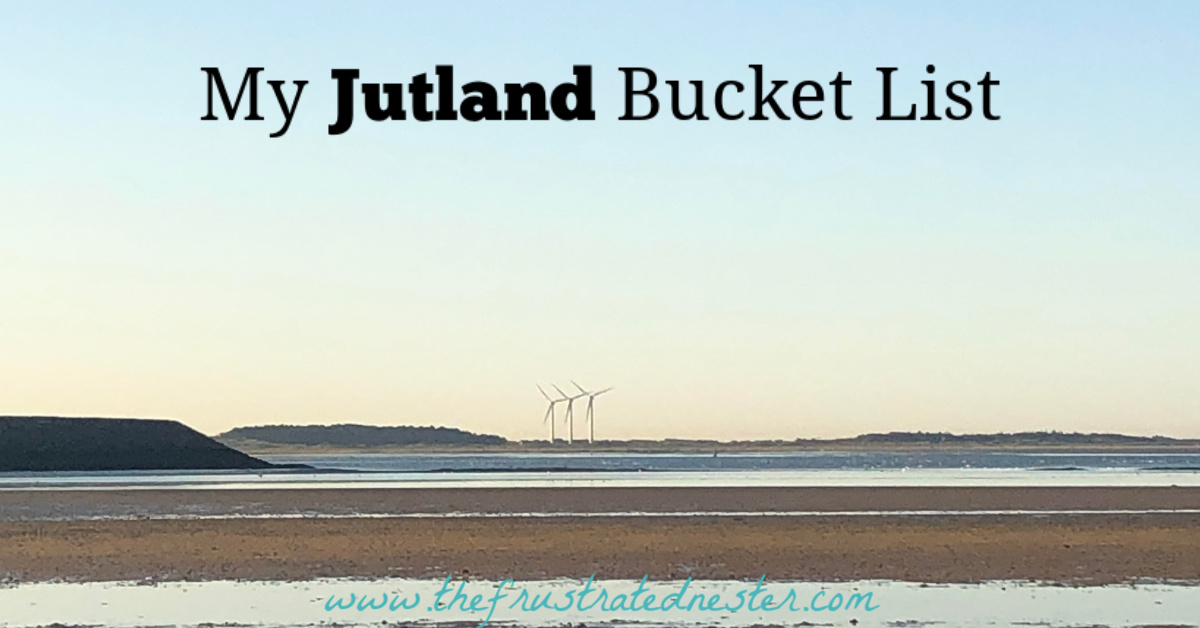 Jutland Bucket List Header Image