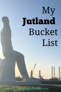 My Jutland Bucket List Pin